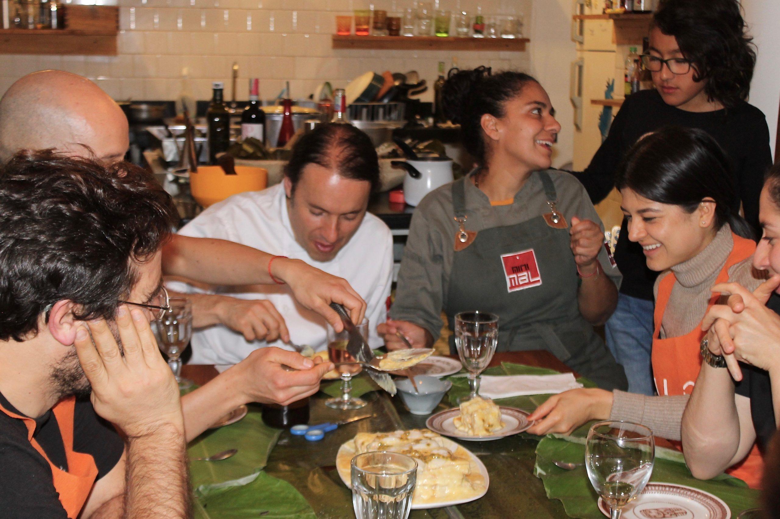 chefs bogota restaurante