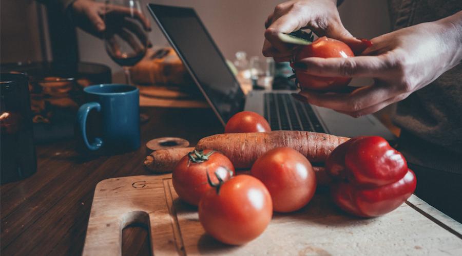 Las Clases Virtuales de Cocina le ponen sabor al distanciamiento social