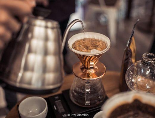 preparacion cafe de exportacion