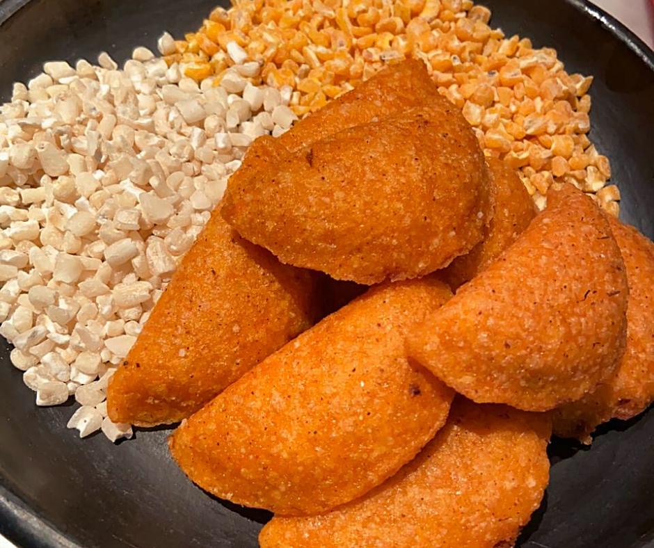 empanadas de maíz en bogotá