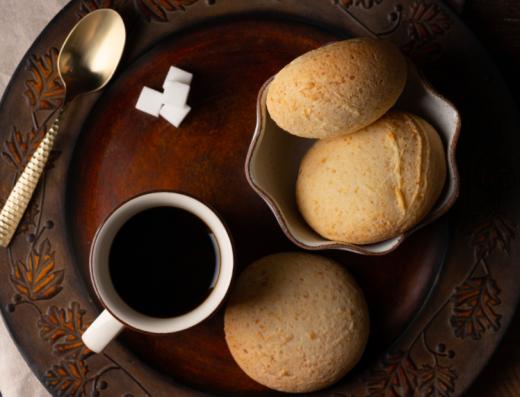 amasijos colombianos con café