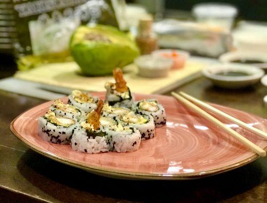 sushi en bogotá