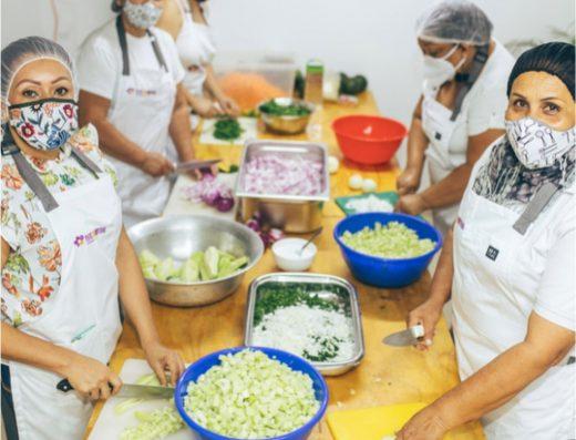 gastronomía social mujeres cocineras